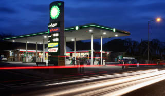 BP petrol station © Matt Cardy/Getty Images