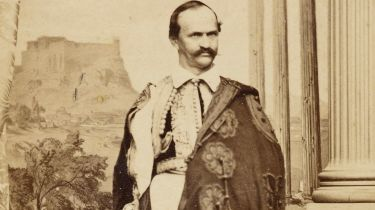 Otto I, King of Greece, circa 1863 © Fine Art Images/Heritage Images via Getty Images