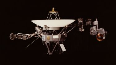 Voyager space probe © NASA/Hulton Archive/Getty Images