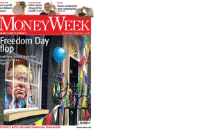 Cover of MoneyWeek issue no 1061, Friday 23 July 2021