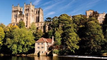 Durham Cathedral with the River Wear © 	Getty Images/iStockphoto