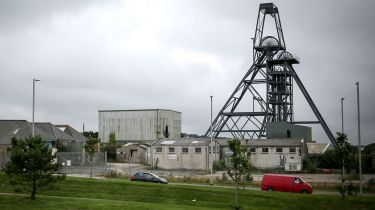 Cornwall's South Crofty Tin Mine