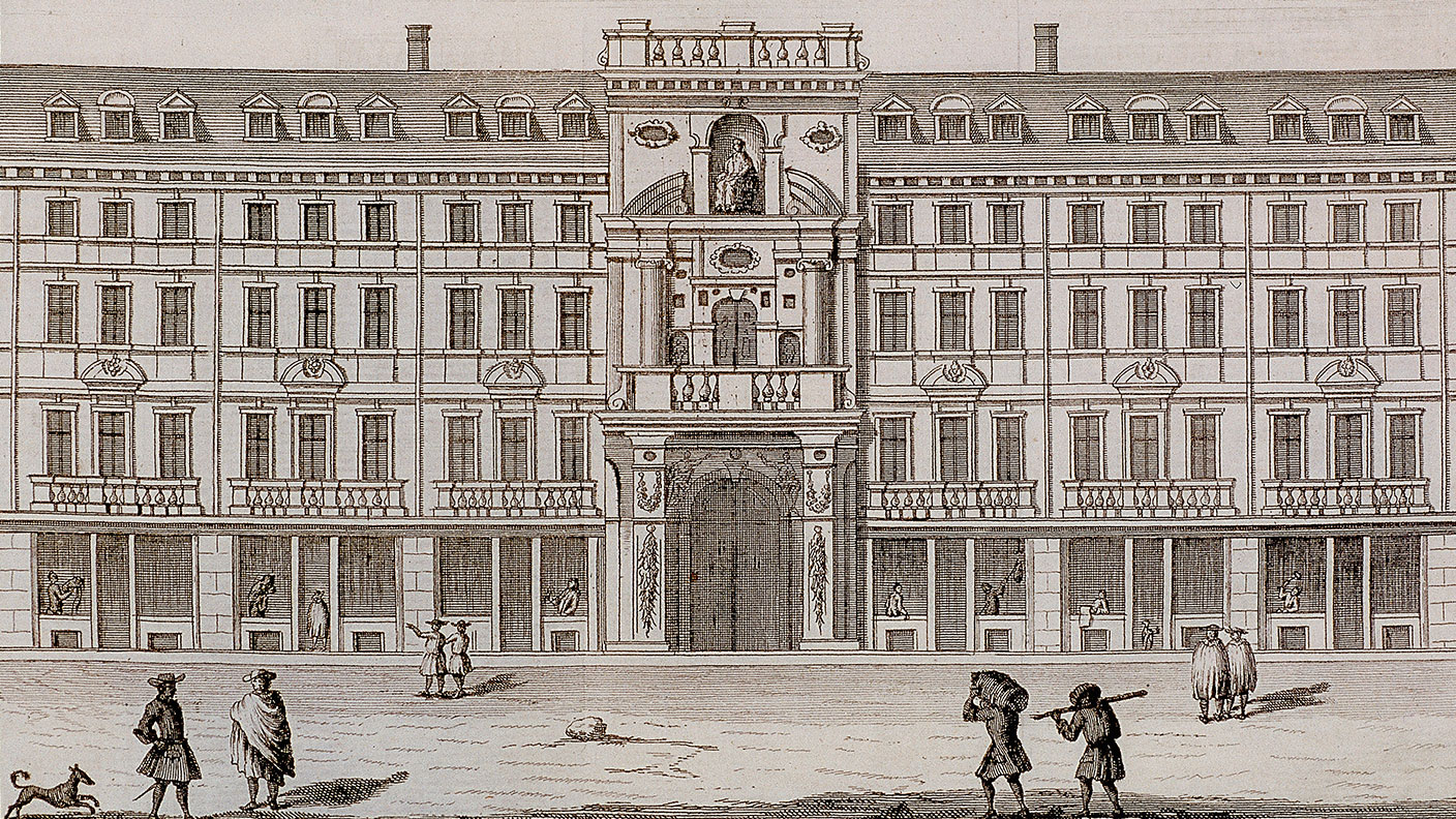 27 July 1694: the Bank of England is created by Royal Charter ...