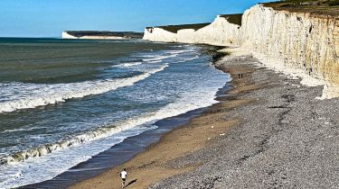 Seven Sisters cliffs at Birling Gap