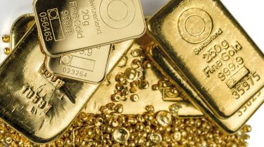 Gold bars © Getty Images/iStockphoto