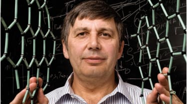 Andre Geim (pictured) first isolated graphene in 2004