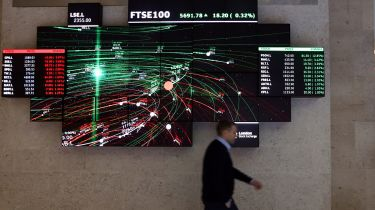 London Stock Exchange ©Chris Ratcliffe/Bloomberg via Getty Images