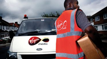 Virgin Media employee © Universal Images Group via Getty