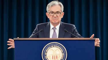 Jerome Powell, chair of the US Federal Reserve