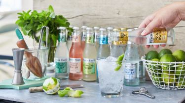 Fever Tree drinks mixers