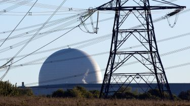 Sizewell nuclear power station ©Chris Ratcliffe/Bloomberg via Getty Images