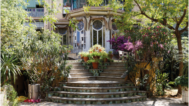 Villanelle's apartment in Barcelona is to die for © Airbnb