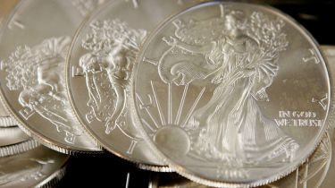 US silver coins © Scott Olson/Getty Images