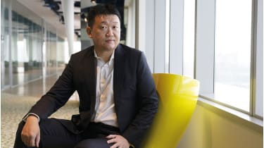 Forrest Li © Wei Leng Tay/Bloomberg via Getty Images