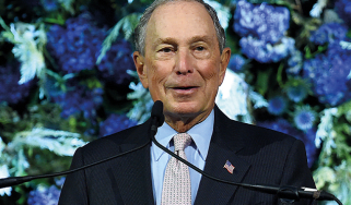 Michael Bloomberg © Getty Images