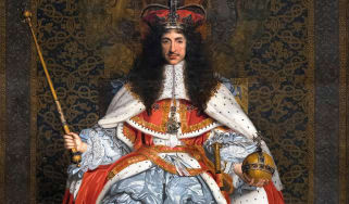 Portrait of Charles II by John Michael Wright