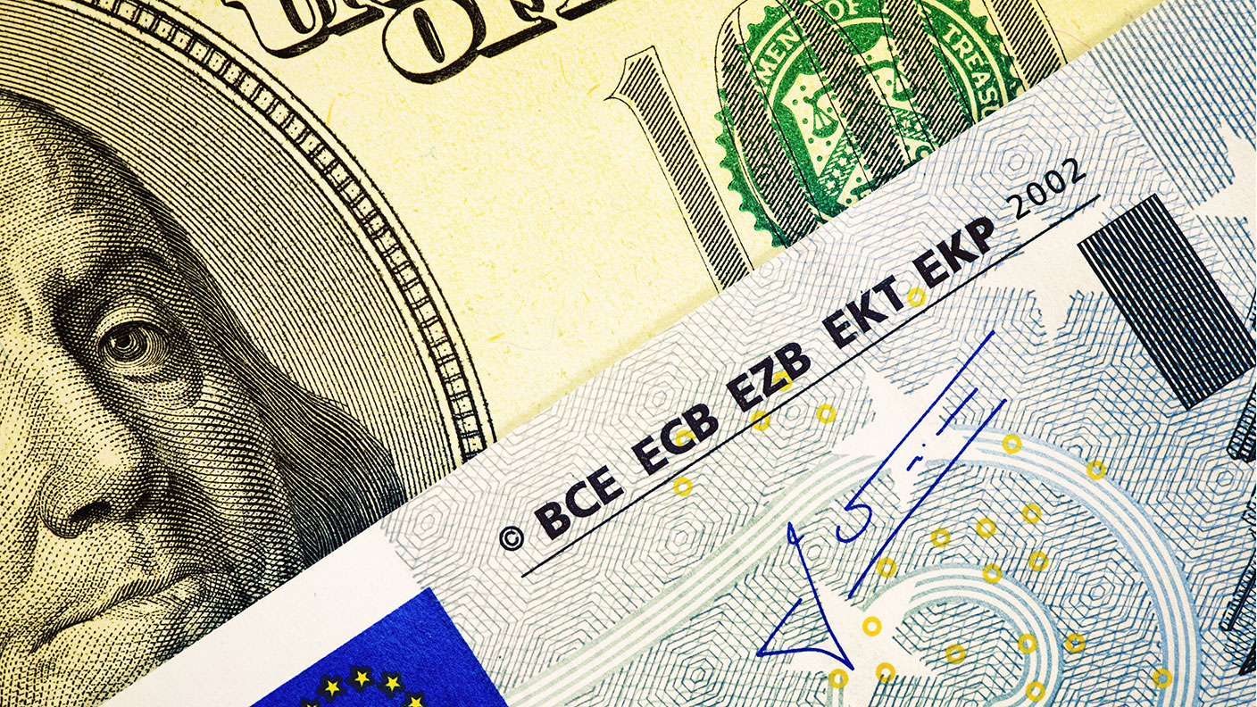 Currency Corner The Us Dollar Could Go