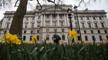 The banks insist they were simply following the Treasury's orders © Getty