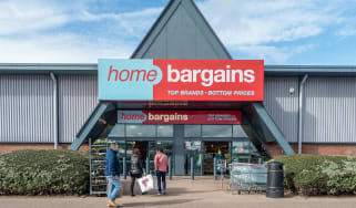 A Home Bargains shop