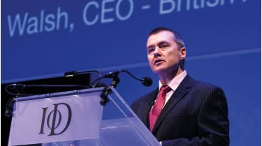 Willie Walsh has a wad of cash ©Getty