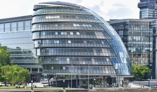 London's City Hall © Dave Rushen/SOPA Images/LightRocket via Getty Images