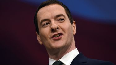 George Osborne © PAUL ELLIS/AFP via Getty Images