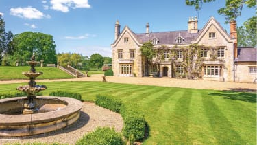 Pipewell Hall, Pipewell, Northamptonshire.