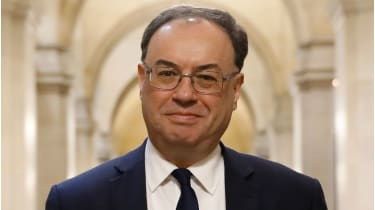 Andrew Bailey, governor of the Bank of England ©Getty