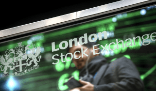 London Stock Exchange © Bloomberg via Getty Images