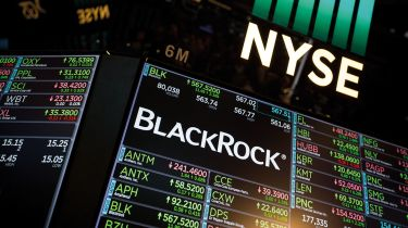 BlackRock share price at NYSE © Michael Nagle/Bloomberg via Getty Images