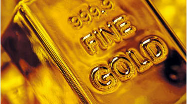 Gold bar © Getty Images/iStockphoto