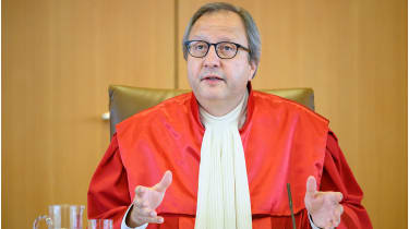 Andreas Vosskuhle chairman of the German constitutional court © SEBASTIAN GOLLNOW/POOL/AFP via Getty Images