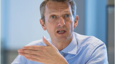 Andy Haldane, chief economist of the Bank of England © Jason Alden/Bloomberg via Getty Images