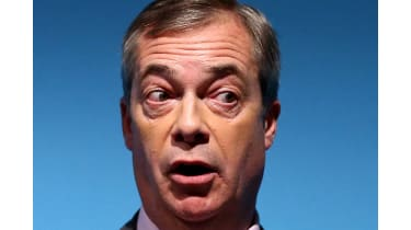 Nigel Farage © Getty Images