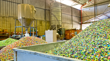 plastic recycling plant 600PX