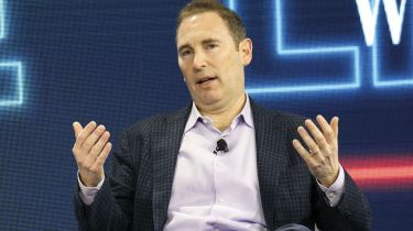 Andy Jassy © Patrick T. Fallon/Bloomberg via Getty Images