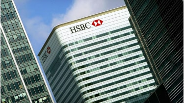 HSBC building, Canary Wharf © Scott Barbour/Getty Images
