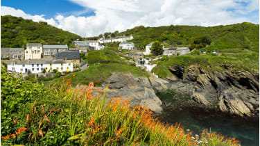 Portloe trades on its dreamy beauty