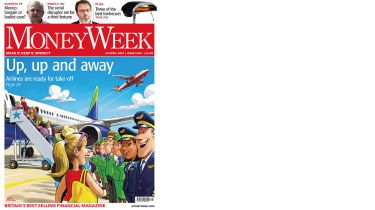 Cover of MoneyWeek magazine issue no 1048, Friday 23 April 2021