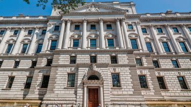 HM Treasury building © PSL Images / Alamy Stock Photo