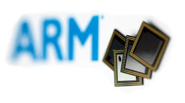 ARM Tegra 2 microprocessor chips © Chris Ratcliffe/Bloomberg via Getty Images
