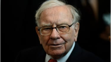 Warren Buffett © JOHANNES EISELE/AFP via Getty Images