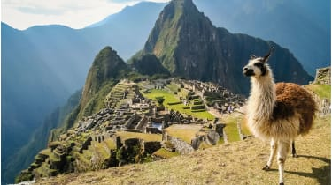 Explore Machu Picchu from your sofa © iStockphoto