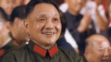 Deng Xiaoping ©Sovfoto/Universal Images Group via Getty Images