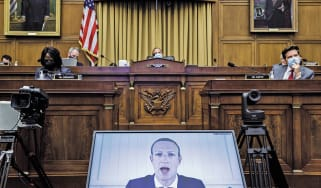 Mark Zuckerberg testifies before the House Judiciary Subcommittee © GRAEME JENNINGS/POOL/AFP via Getty Images