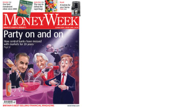 Cover of MoneyWeek issue no 1,000, Friday 22 May 2020
