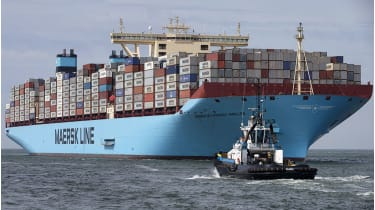 """Global trade bellwether Maersk has faced a """"very, very weak February"""""""