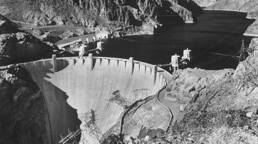 Hoover Dam ©Andreas Feininger/The LIFE Picture Collection via Getty Images