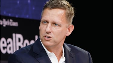 Peter Thiel © Getty