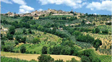 Village of Montefalco © Getty Images/iStockphoto